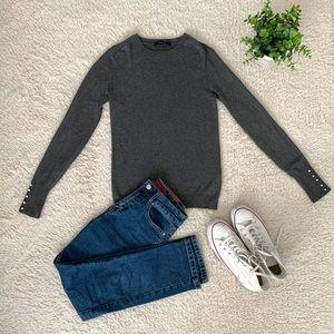 Zara Basic Sweater
